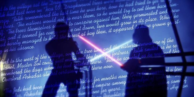 6 Ways You Can Read Star Wars Fan Fiction Online
