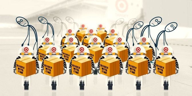 Target Is Replacing Human Workers With Robots
