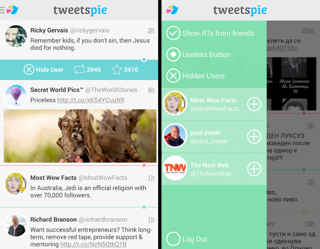 tweetspie-android