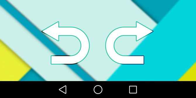 How to Undo and Redo Text in Android, and a Whole Lot More