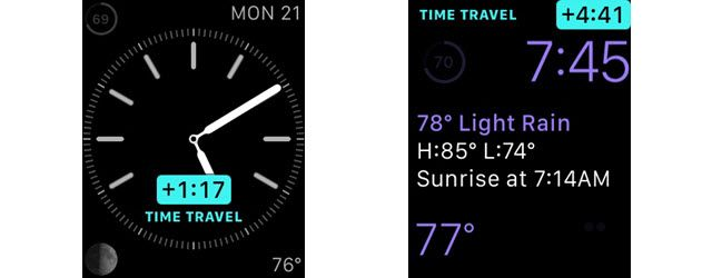 watchOS2timetravel