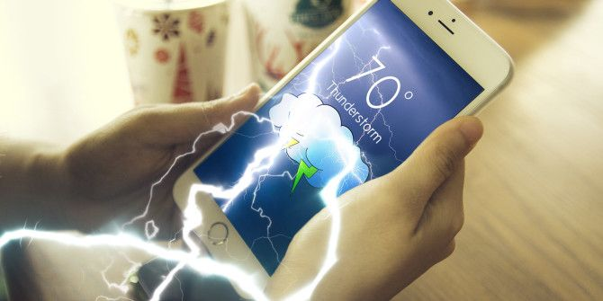 The Weather Doesn't Have to be Dull With These iPhone Apps