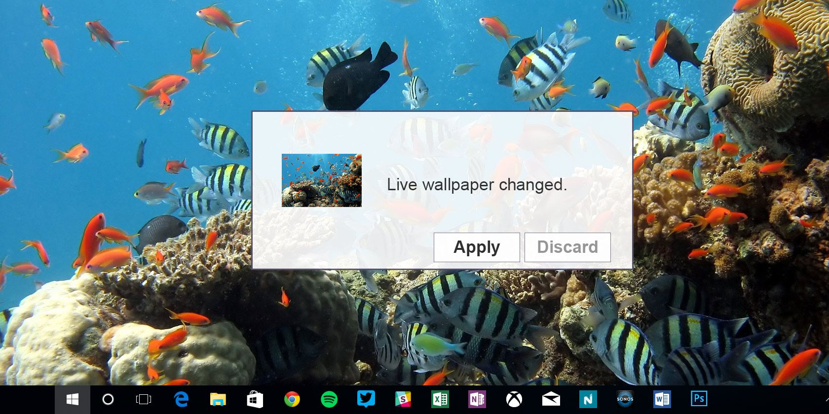 How To Set Live Wallpapers Animated Desktop Backgrounds In Windows 10