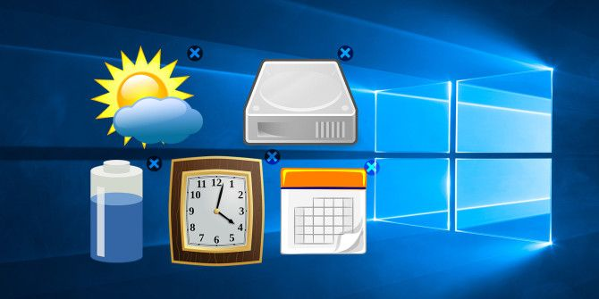 How to Get Windows 10 Gadgets for Your Desktop