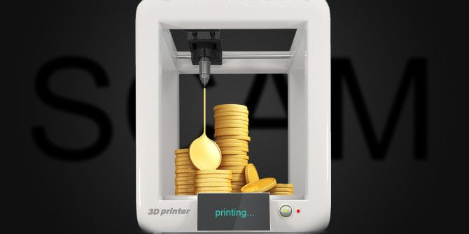 3D Printing Scams: How Con Men Leverage New Technology