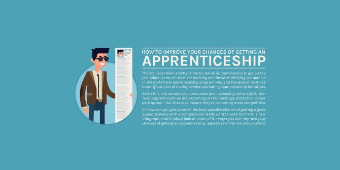 The Must-See Guide to Landing The Apprenticeship of Your Dreams