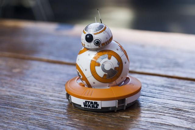 Feline the Force: Sphero Star Wars BB-8 Review and Giveaway DSC 0051