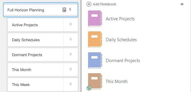 The Fool Proof System to Plan & Manage Multiple Projects Evernote OneNote Notebooks 640x308