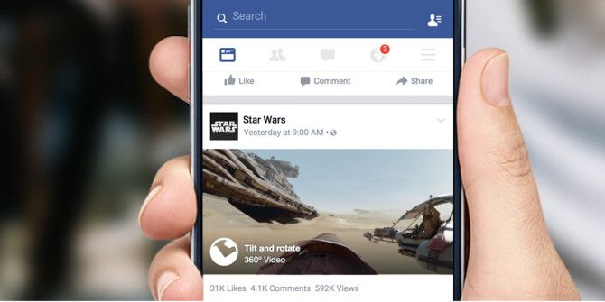 What Are Facebook's 360-Degree Videos and How Do You Upload Your Own?