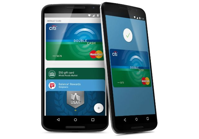 MobilePayments-Android-Pay