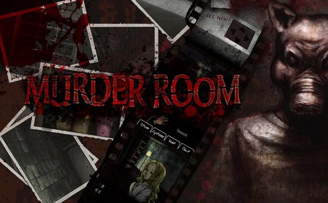 Murder Room Title Screenshot