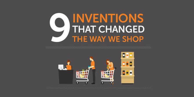 Inventions That Completely Changed the Way We Shop
