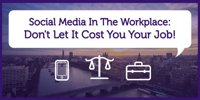 Think Before You Tweet: Don't Let Social Media Get You Fired