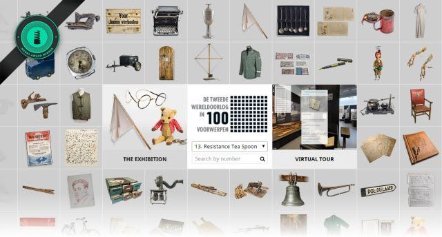 A History of The Second World War in 100 Objects