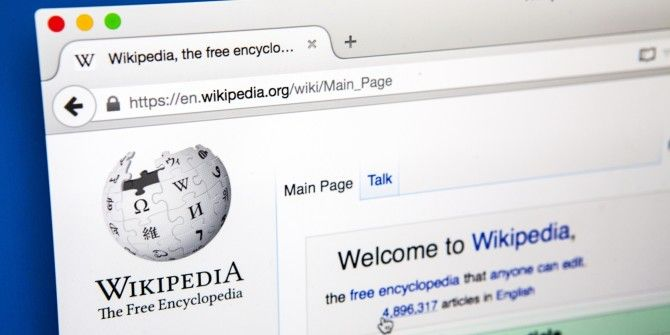 Wikipedia's Current Events Shows Ongoing World News and Its History