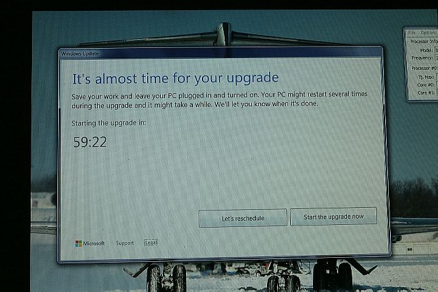 Windows 10 Time to Upgrade