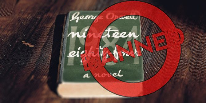 5 Banned Books All Geeks Should Read