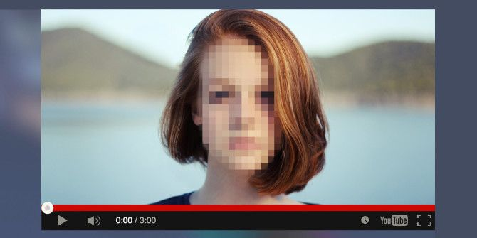 YouTube's Editor Makes It Easy to Blur Out Parts of Your Videos