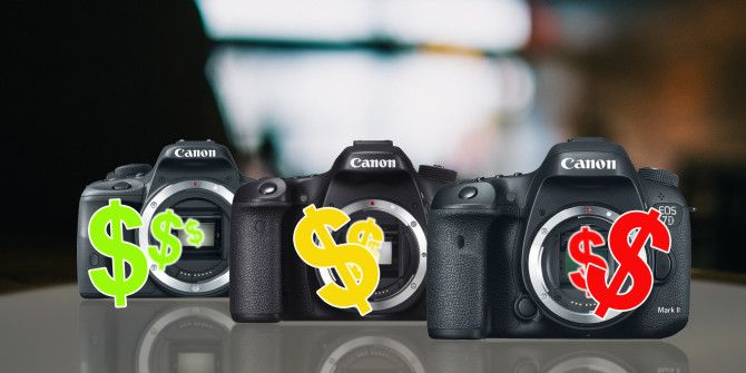 5 Money-Saving Tips You Should Know Before Buying a DSLR