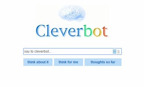 cleverbot site
