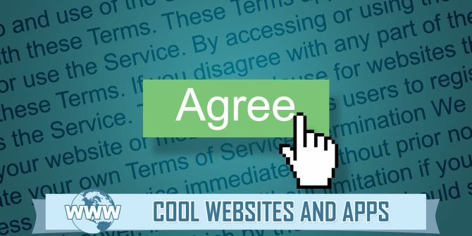 5 Ways to Find What's in Those Terms of Service