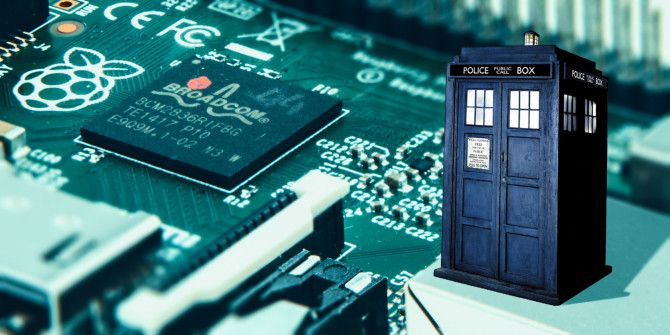 4 Raspberry Pi DIY Projects with a Doctor Who Flavor