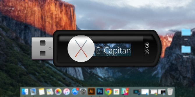 How to Install Mac OS X Using A Removable USB Drive
