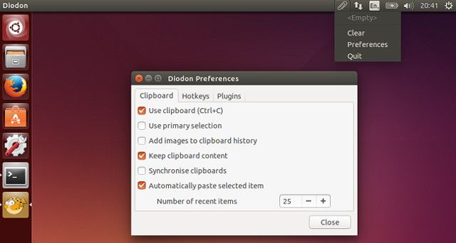 muo-linux-clipboard-managers-04-diodon