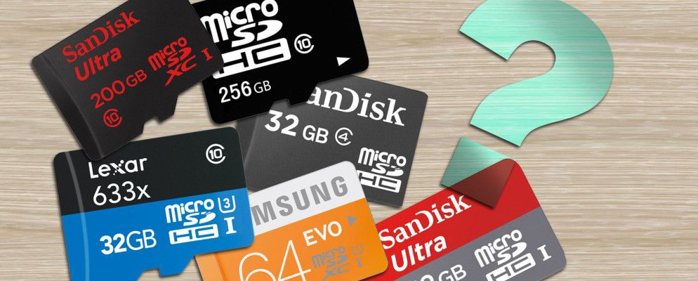 5 Mistakes to Avoid When Buying a MicroSD Card