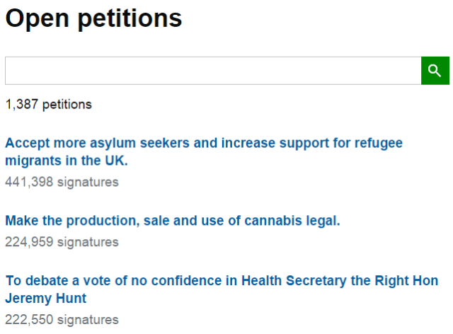 open-petitions-uk