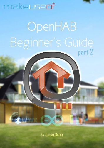 OpenHAB Beginner's Guide Part 2: ZWave, MQTT, Rules and Charting