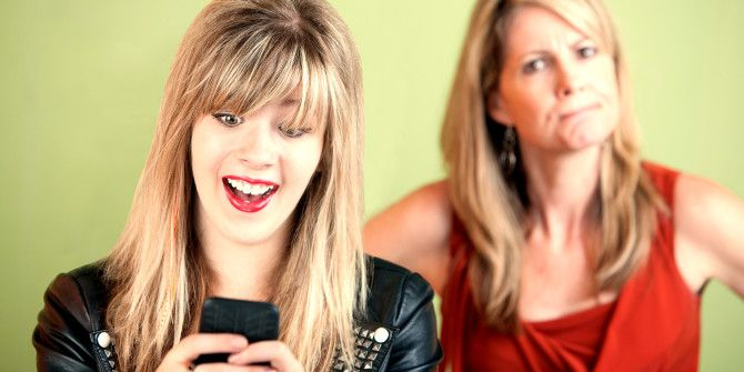 Parents and Teens Don't Understand Each Other's Internets