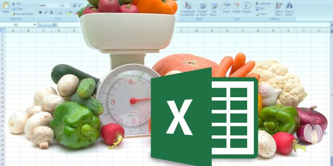 How to Build Perfect Meals With the IIFYM Calculator and Excel