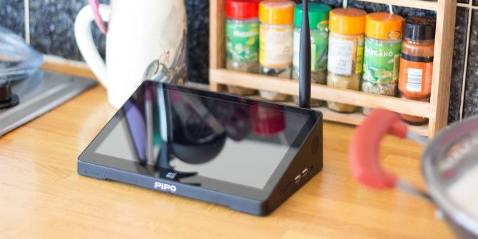 Pipo X9 Hybrid Windows 10 and Android Mini-PC Review and Giveaway