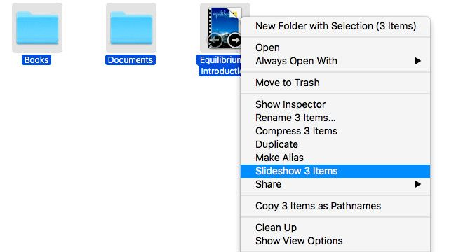 20 Things You Didn't Know You Could Do with the Mac Option Key slideshow via context menu 640x360
