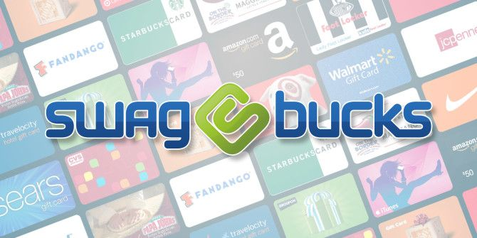 Swagbucks Gets You Giftcards For Doing Stuff You Already Do Online