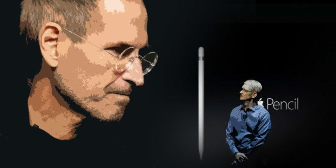 Is Tim Cook Contradicting Steve Jobs With the iPad Pro and Pencil?