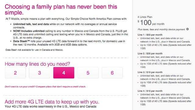 Are Family Cell Phone Plans Cheaper Than MVNOs? [Cheat Sheet Included] tmobile family cell phone plan