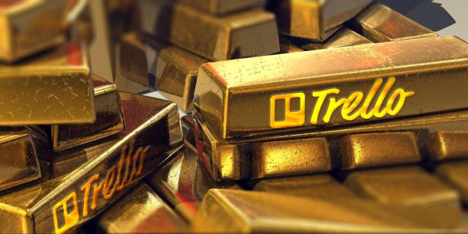 How to Get Free Trello Gold & What You Can Do with It