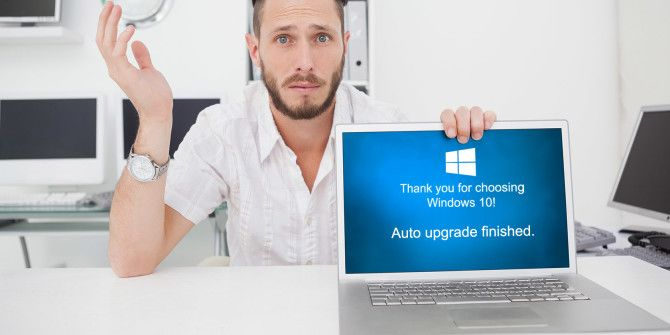 How You Could Have Upgraded to Windows 10 by Accident & What to Do