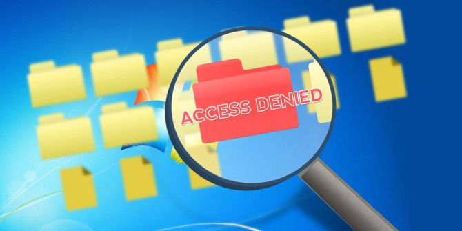 Windows File System Woes: Why Do I Get Access Denied?