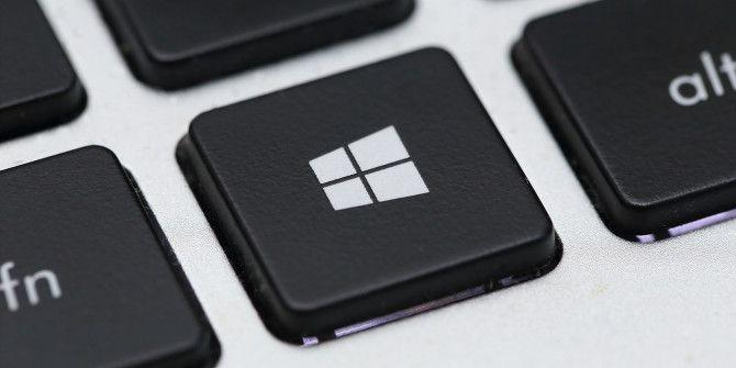 """13 Nifty """"Windows Key"""" Tricks You Should Know By Now"""