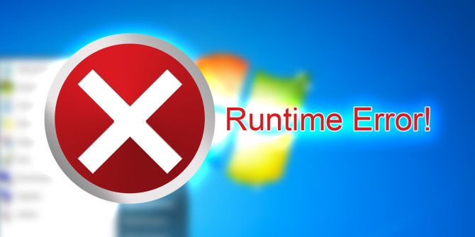 How to Fix Windows Visual C++ Runtime Errors