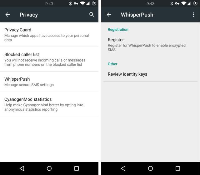 CustomROM2015-Privacy
