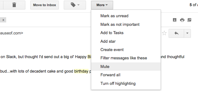 Gmail-features-not-used-mute-conversations