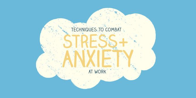 How To Avoid Becoming Overstressed By Work
