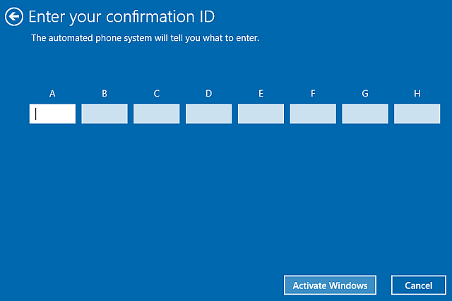 The ultimate windows 10 activation license faq windows 10 confirmation id ccuart Image collections