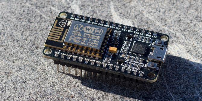 Meet the Arduino Killer: ESP8266