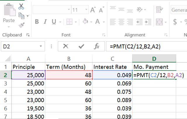 excel financial formulas list koni polycode co