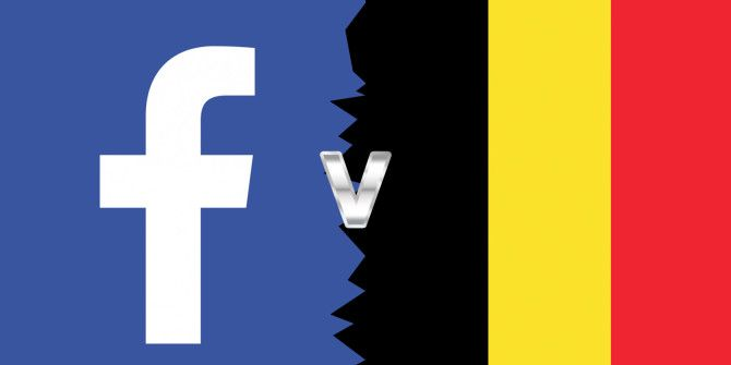 Facebook Privacy: How the Fight Could Be Won in Belgium